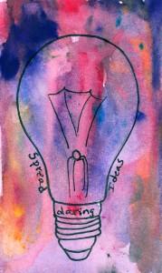 Spread daring Ideas.