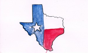 Texas is…