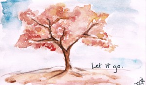 feature let it go tree